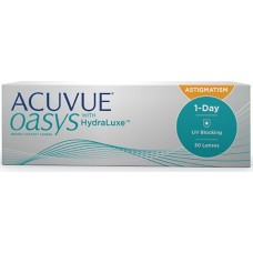 Acuvue Oasys 1 day Astigmatismo